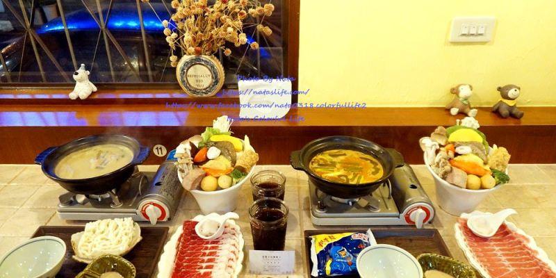 【美食♔台南東區火鍋】托斯卡尼豔陽下。大東夜市美食!有著法式慵懶感覺用餐環境~澎派火鍋令人Hen回味
