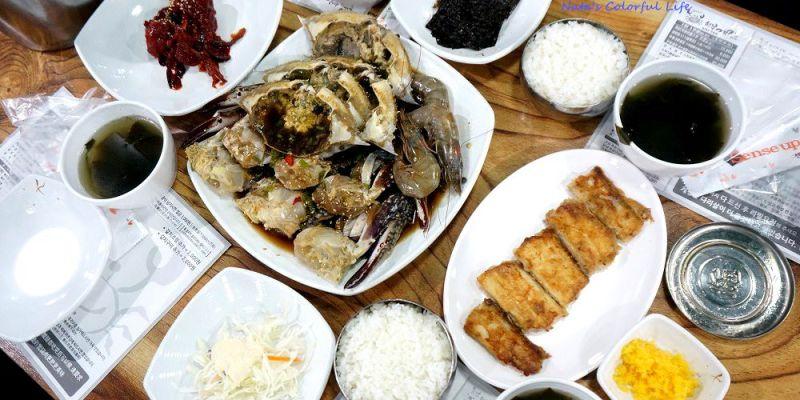 首爾自由行│東大門美食│順美家幸福的醬蟹순미네 행복게장。醬蟹吃到飽!第一次想嘗試吃醬蟹朋友可參考