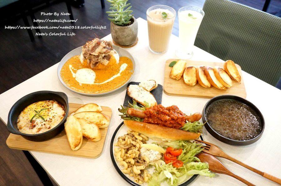 【美食♔台南中西區早午餐】邦拿食作。台南麵包!麵包與愛情,你會選哪一個?手製麵包、米食、醬煮、愛情