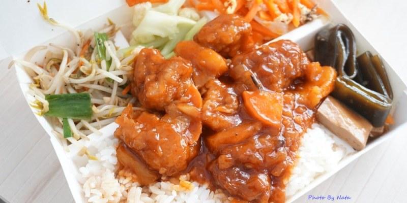 【美食♔台南東區便當】班恩便當。上班族愛得便當!每天換不一樣主餐也不會膩