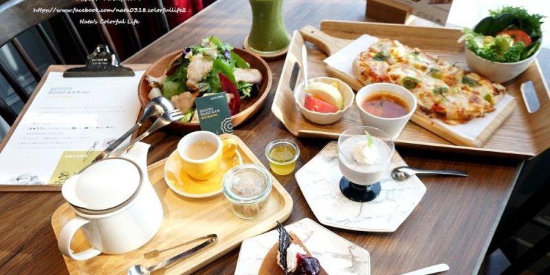 【美食♔台南安平區下午茶】蔬食樂河畔店SoothRoad deli & juice。全天候供餐,義式料理、生菜沙拉、綠拿鐵│台南下午茶