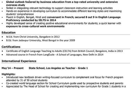 Free Fillable Form 2018 » cv format job application writing a great ...