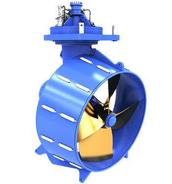 Afbeeldingsresultaat voor L-drive thrusters