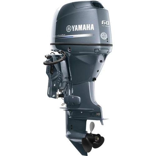 Moteur Hors Bord F60 Yamaha Outboard Motors Essence Plaisance 4 Temps