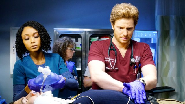 """190328 3930416 Tell Me the Truth - Chicago Med (S04E18) """"Tell Me The Truth"""""""