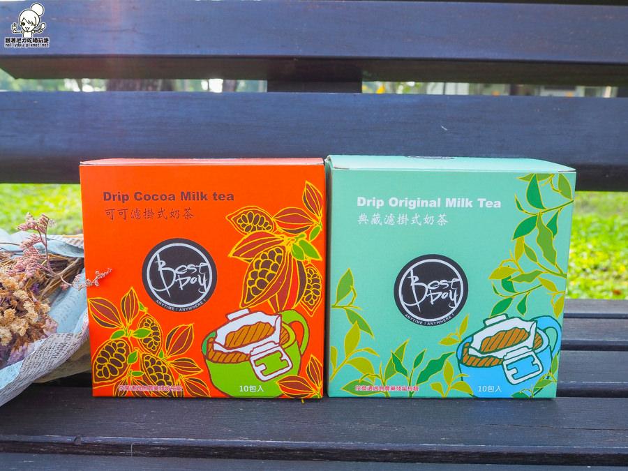 無農業殘留之萬虹手沖典藏濾掛式奶茶、可可濾掛式奶茶,冷熱都可以