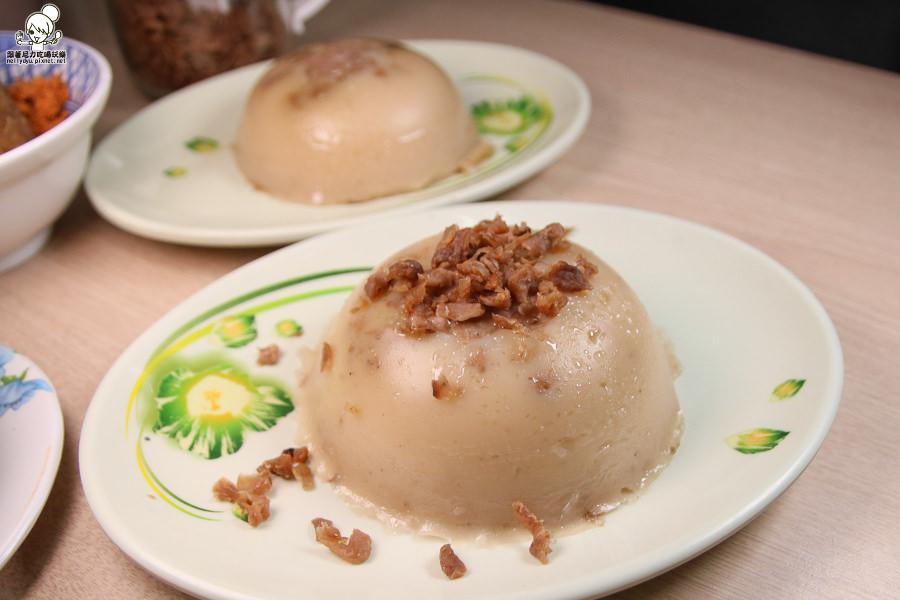傳統市場起家之富山碗粿,在地人推薦之銅板美食碗粿、傳統美食