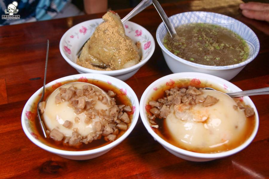 潮州必吃美食,傳統古早味之麻豆仁 (榮獲台灣第一碗 最強碗粿爭霸賽 南區第一名)
