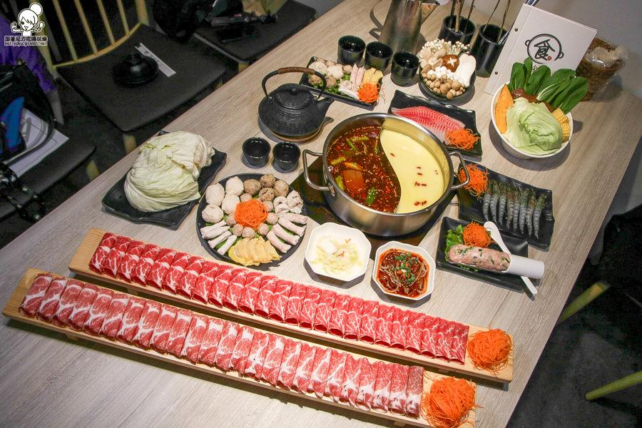 午餐、下午茶、宵夜場之高CP值霸氣肉肉之愛食鍋麻辣火鍋,約會聚餐最狂歡