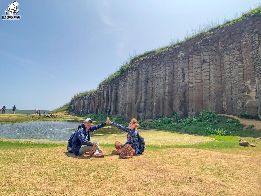 澎湖好好玩|世界最美麗海灣 IN 澎湖 、最美池東大菓葉玄武岩