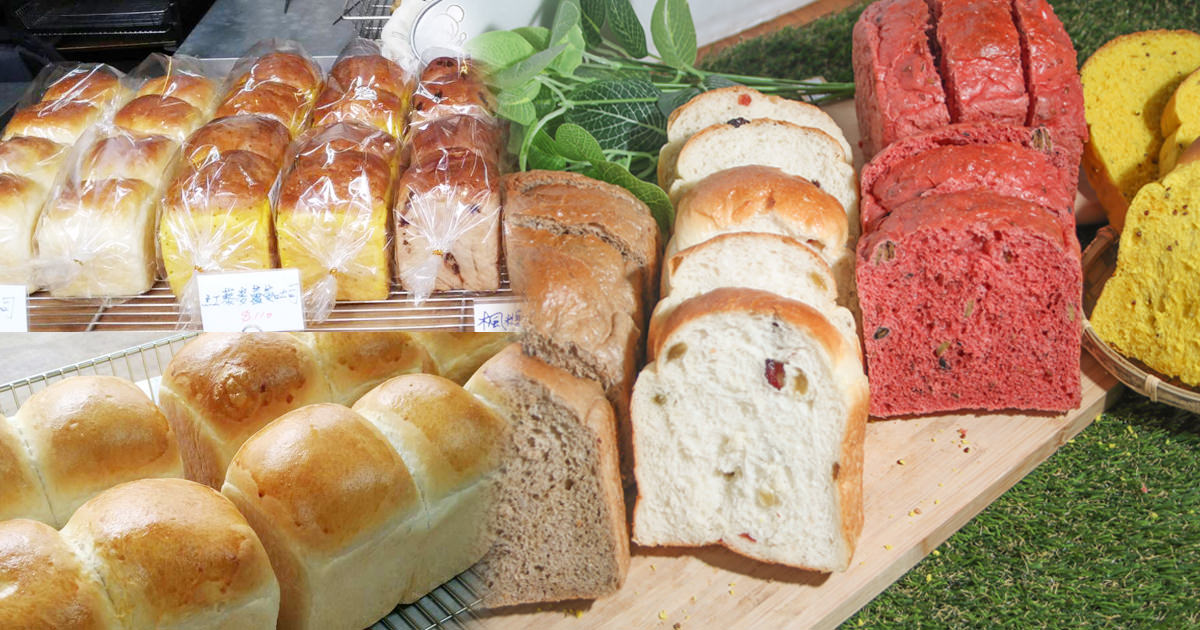 每日限定手作湯種吐司,堅持食材用料、養生美味可口 | 武廟市場美食