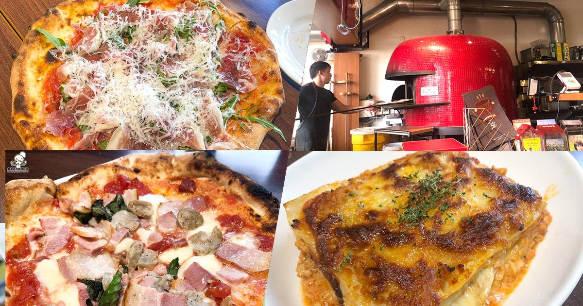 2019世界冠軍披薩|小鮮肉主廚的波市多拿坡里披薩,好吃推薦