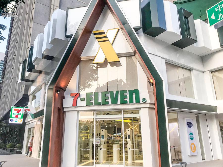 7-ELEVEN無人商店進軍南台灣高雄,開設7-ELEVEN「X-STORE」
