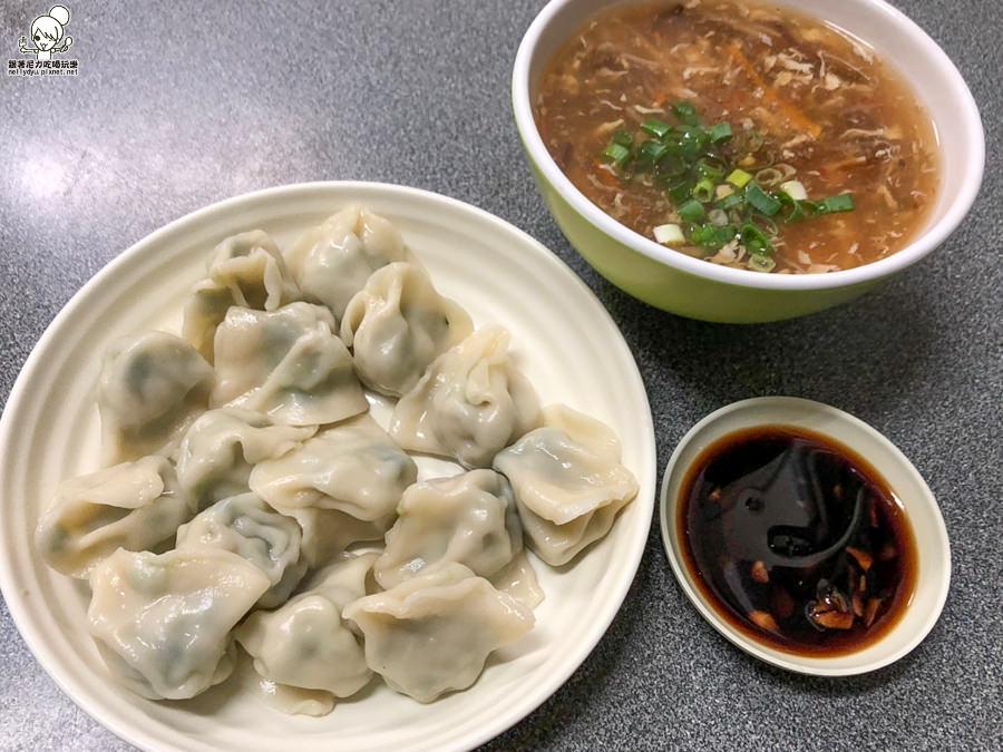 孩子王水餃手工韭菜水餃超好吃|亦可買生水餃回家煮