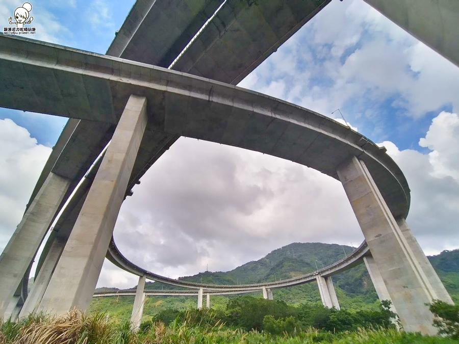 全台公路奇景,南投國姓鄉特色景點 橋聳雲天