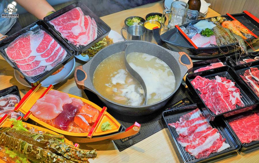 和牛祭 鍋物放題、和牛肉無限續點、水流蝦吃到飽|肉肉海鮮控集合