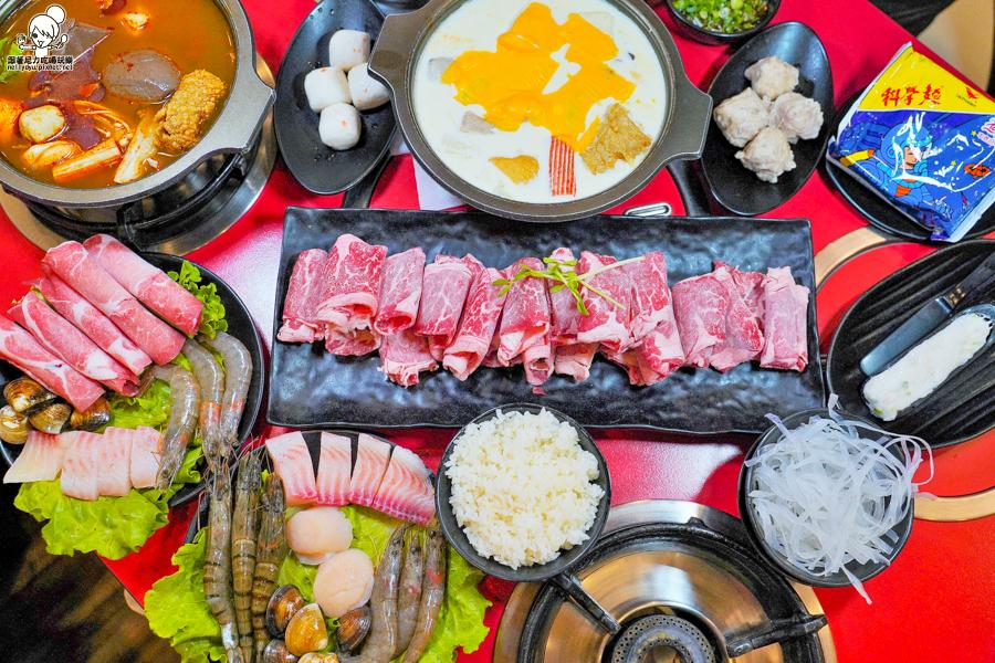 百元火鍋推薦 麻麻桑平價鍋物,精心挑選食材好吃推薦|冰淇淋、飲料無限暢飲
