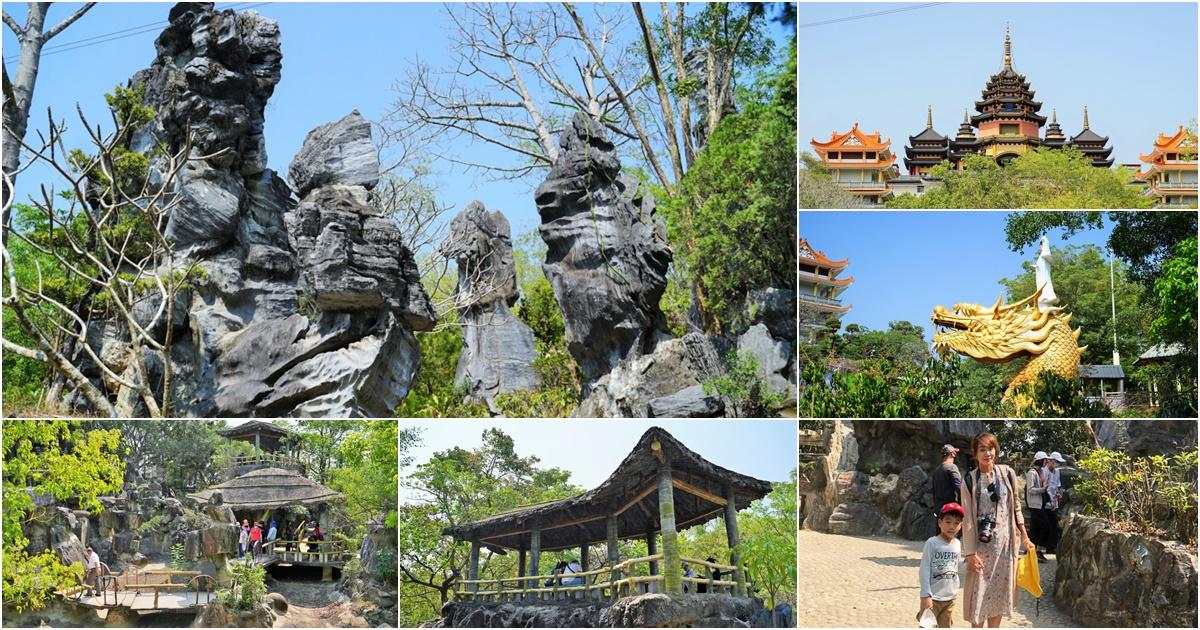 超值必訪台版台版吳哥窟之楠西萬佛寺,免費踏青旅遊推薦