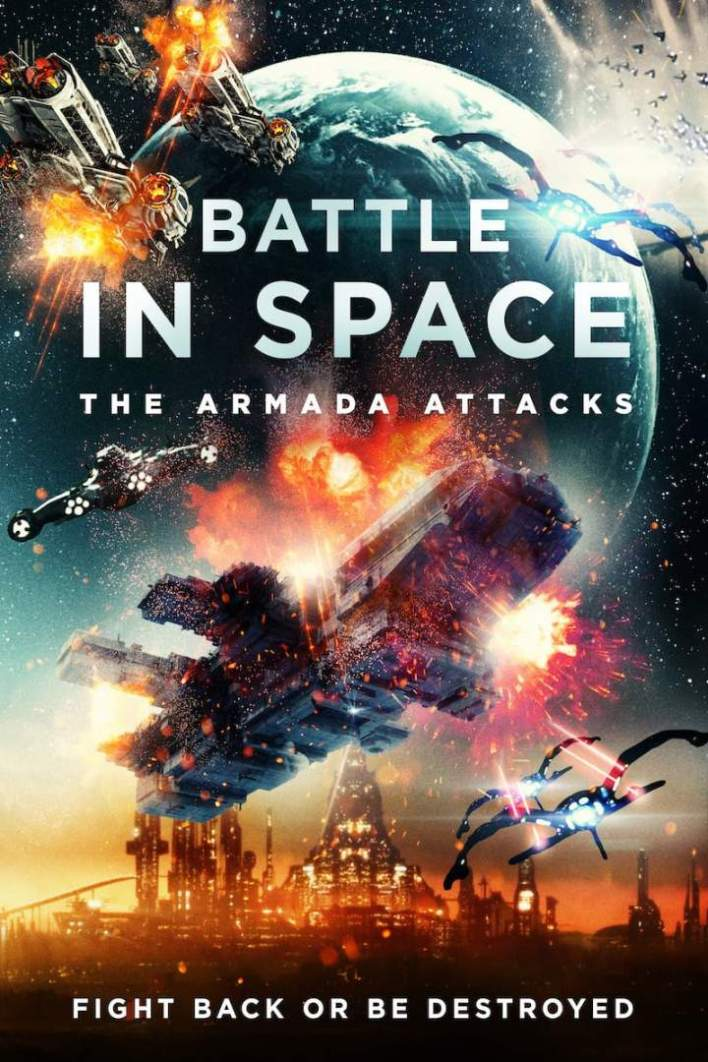 Battle in Space: The Armada Attacks (2021)