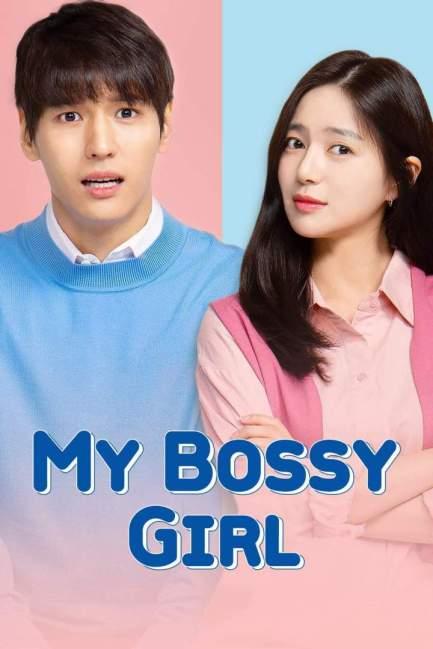 Movie: My Bossy Girl (2019) [Korean]