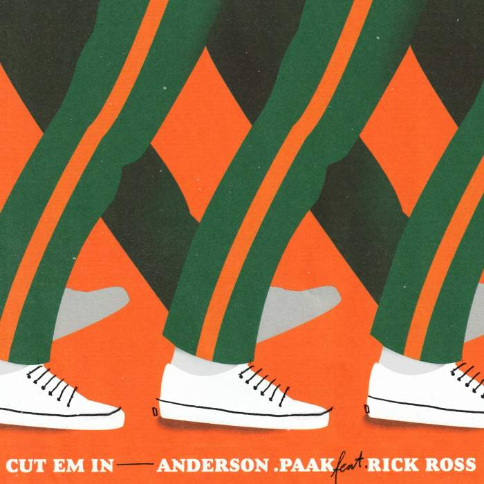 Download MP3: Anderson .Paak – CUT EM IN Feat. Rick Ross