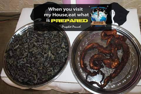 Snake Pastor Feeds Congregation Dog Meat And Frogs To Heal HIV And Cancer 5