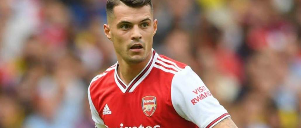 EPL: Xhaka set to join Arsenal's Premier League rivals