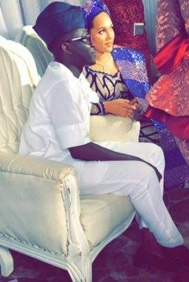 Tania Omotayo Traditional Wedding2