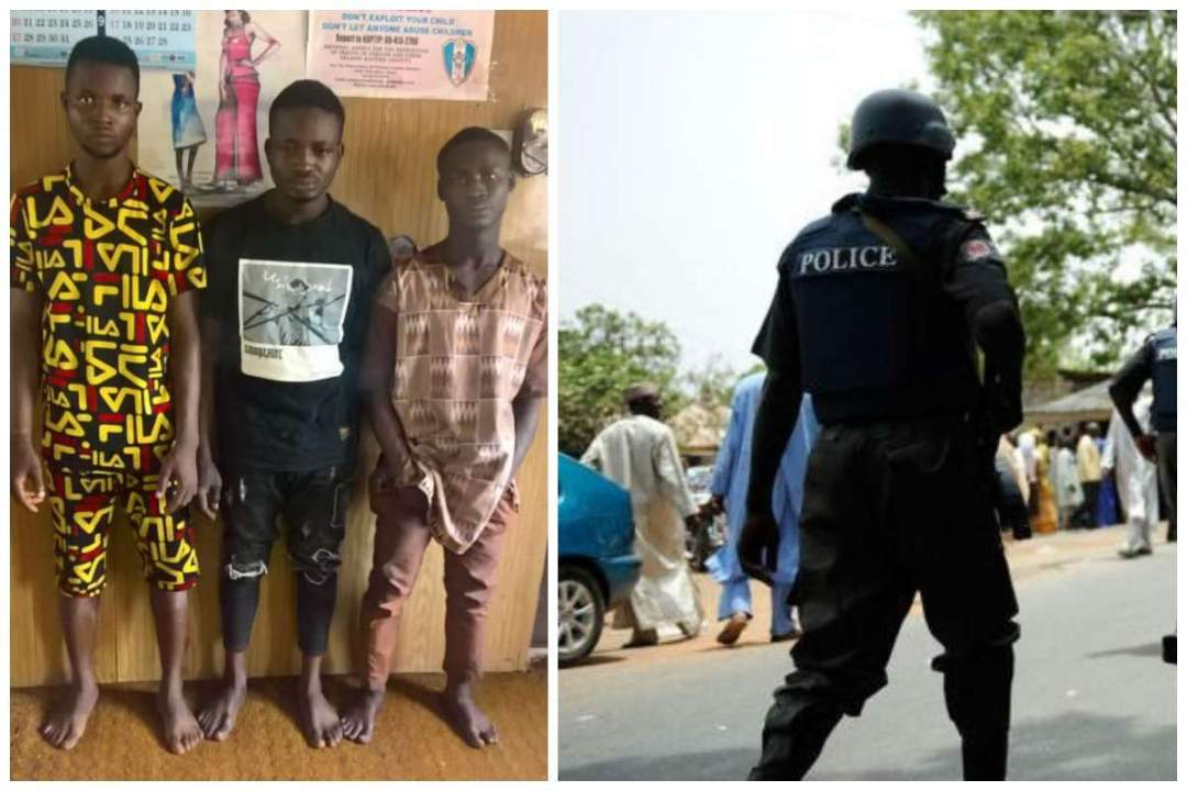 Man Masterminds The Gang Rape Of His Girlfriend In Ogun State Lailasnews