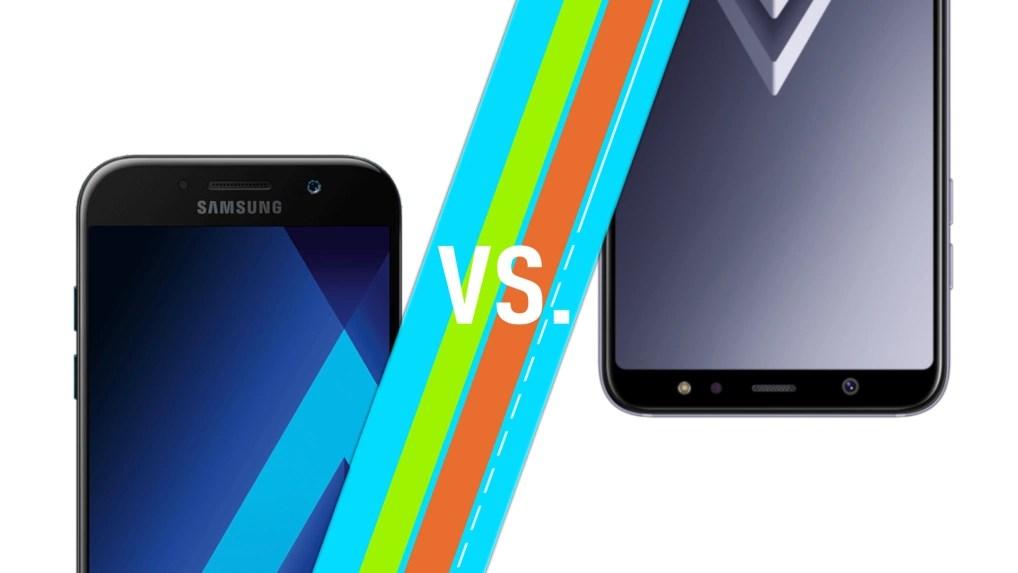 Galaxy A5 2017 Vs Galaxy A6 2018 Mittelklasse Modelle Im Vergleich Netzwelt