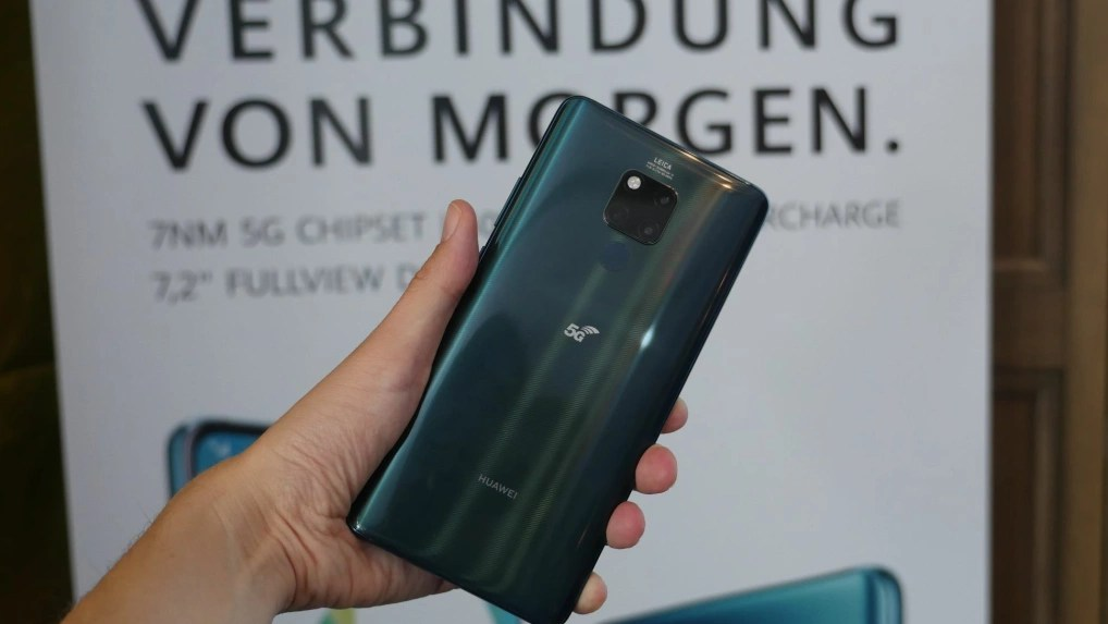 Huawei Mate 20 X 5g Test Preis Kaufen Specs Netzwelt