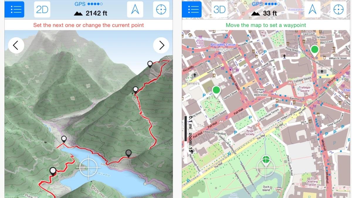 Maps 3d Outdoor Gps Download Netzwelt