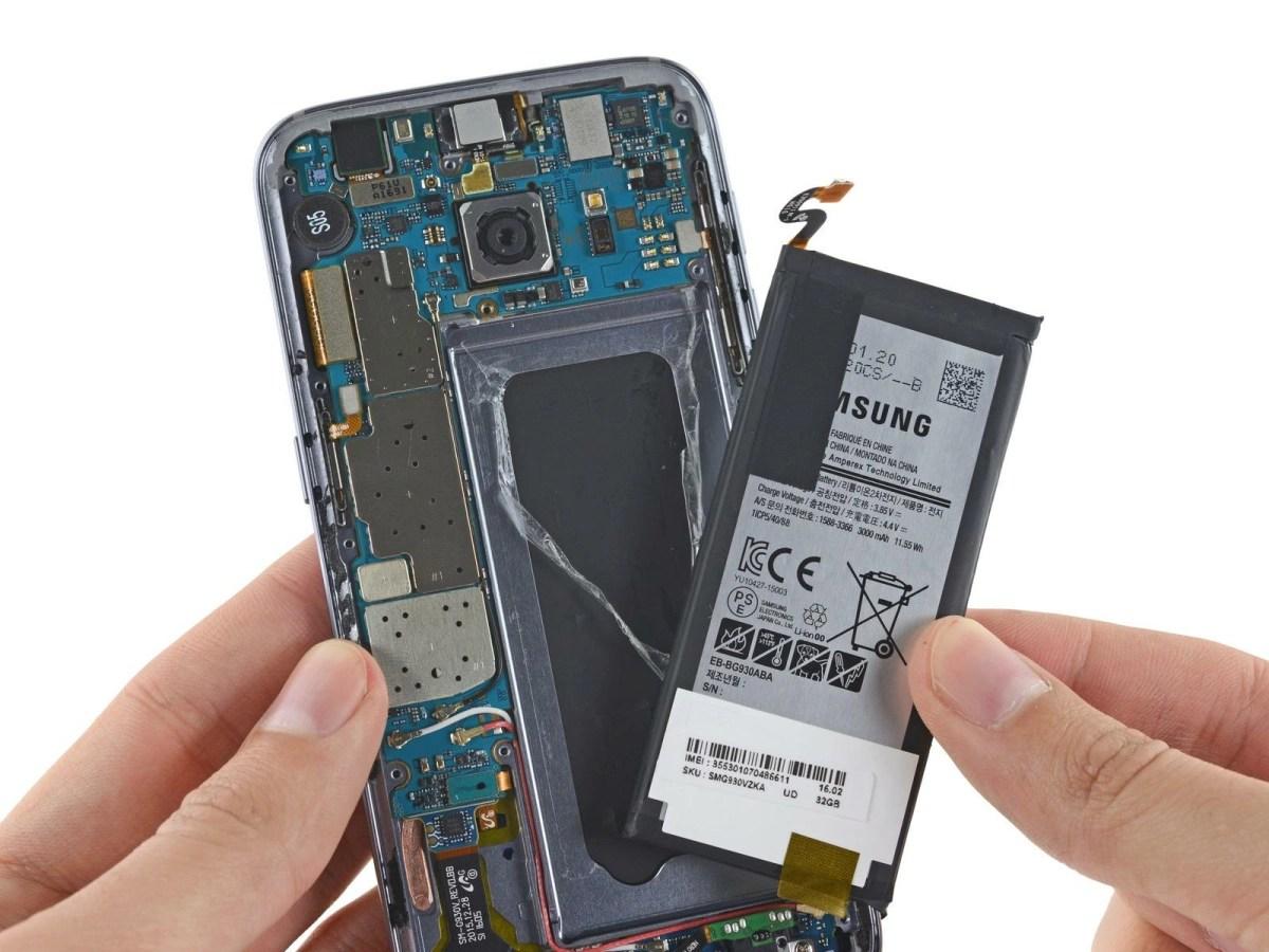 Galaxy S7 Edge So Teuer Wird Der Akkuwechsel Netzwelt