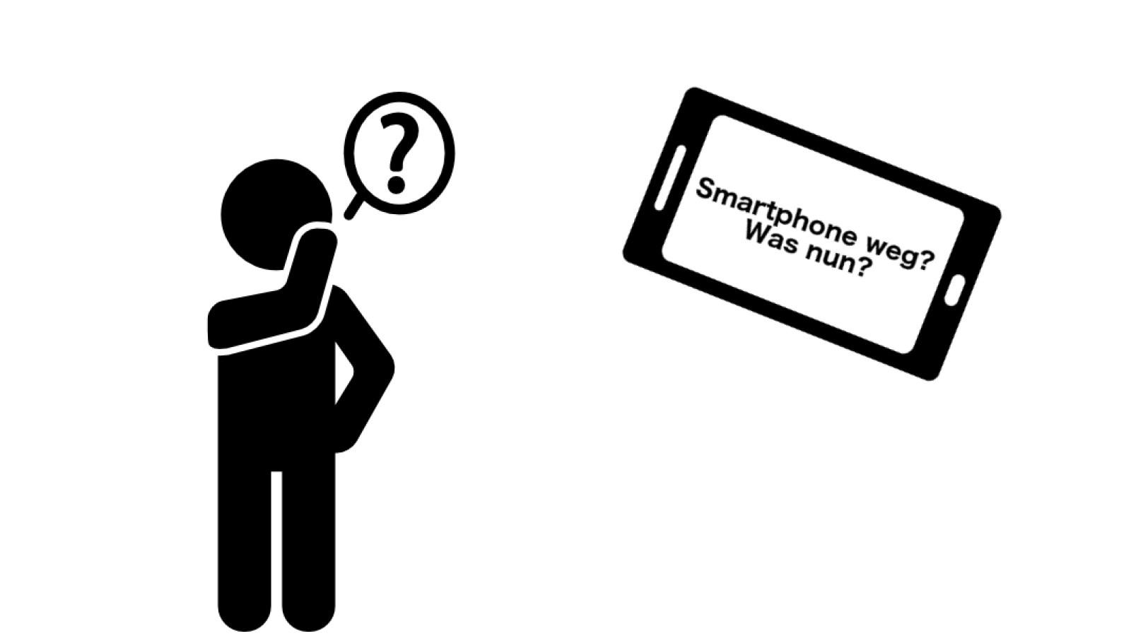 Handy Verloren Was Konnt Ihr Tun