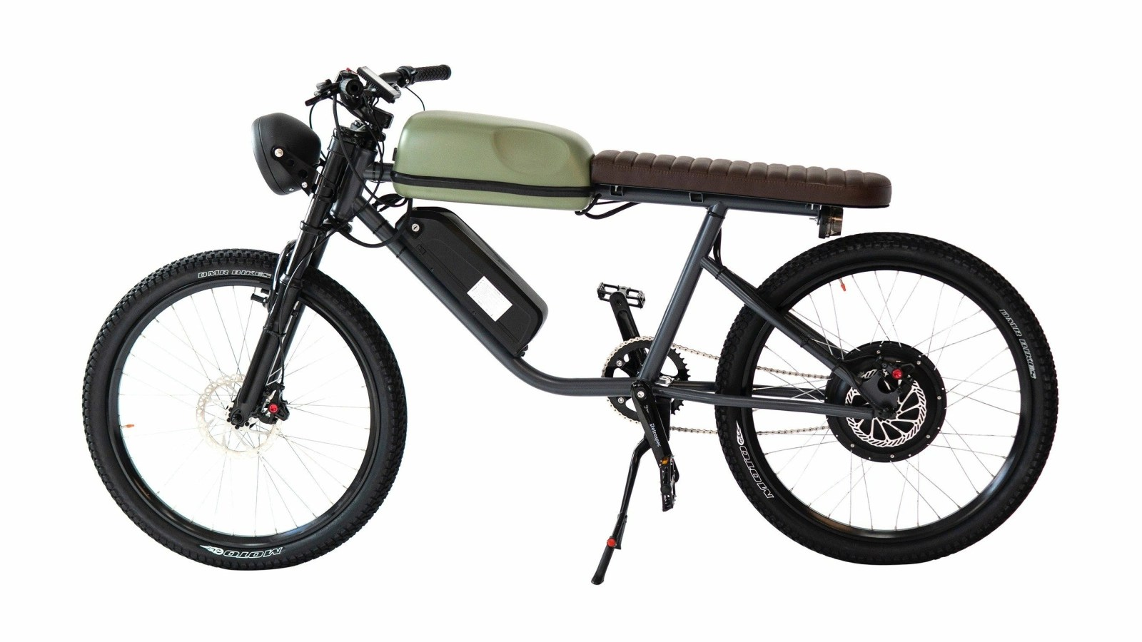 Titan R E Bike Mit 1 000 Watt Motor Fur 2 600 Euro