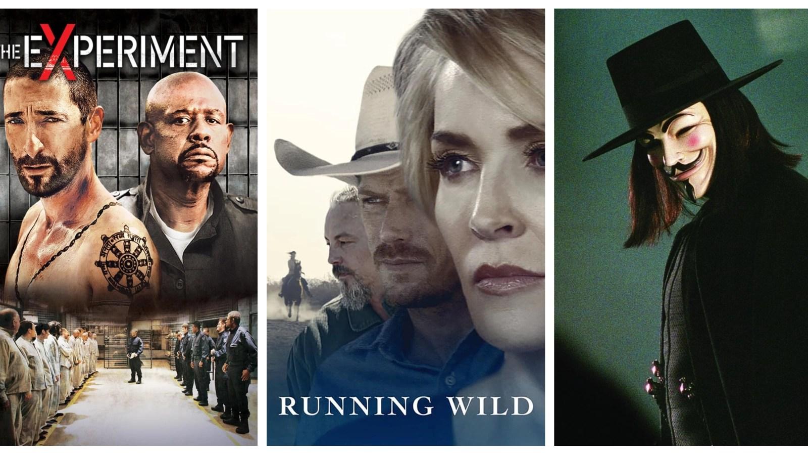 V For Vendetta Netflix 2020