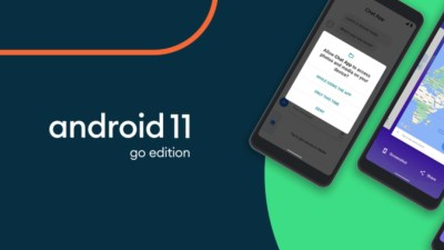 Android 11: Google shows innovation in the Go version