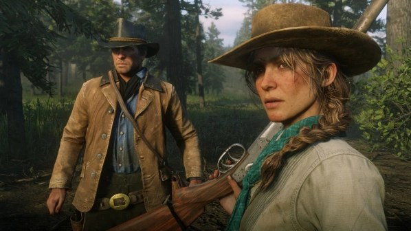 In Red Dead Redemption 2, characters disappear through a bug. Rockstar wants to correct this with an update.