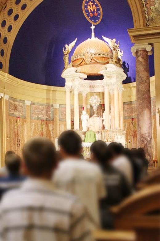 Marytown Online Adoration Chapel On Livestream