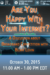 Are You Happy with Your Internet?