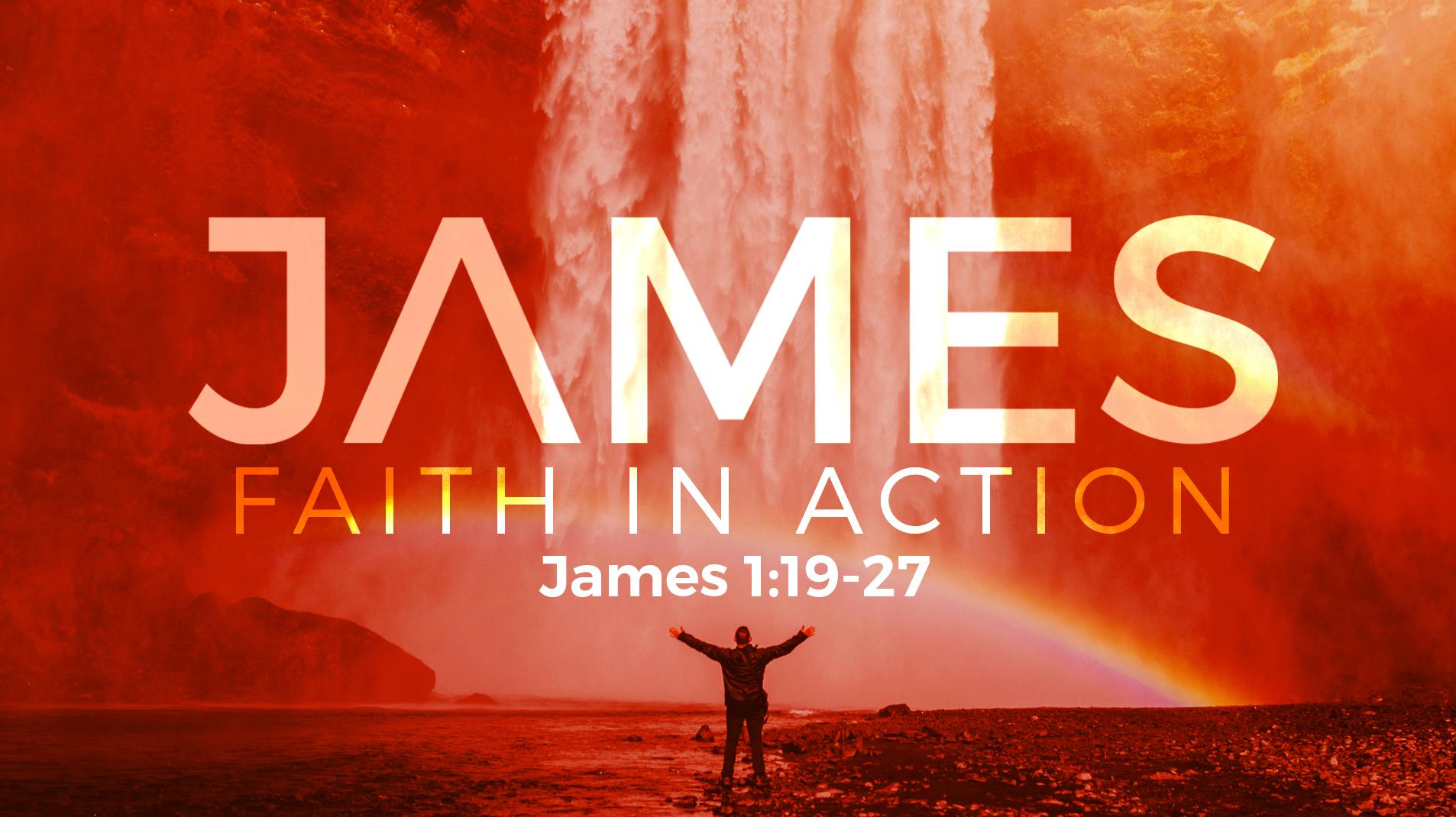 Image result for James 1:19-27