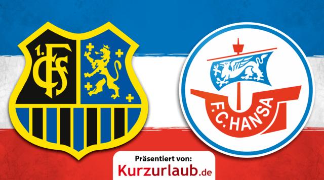 2. Spieltag: Hansa gegen Saarbrücken
