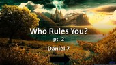 Who Rules You? pt. 2