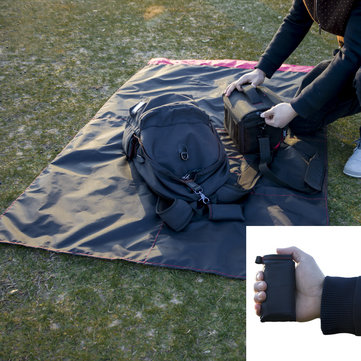 Pocket Picnic Mats Foldable Waterproof Anti-tear Outdoor Traveling Camping Moisture Pad