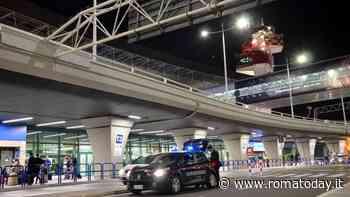 A caccia di clienti al Terminal 3 dell'aeroporto, multa da oltre 4mila euro per due Ncc abusivi