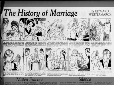 The History of Marriage