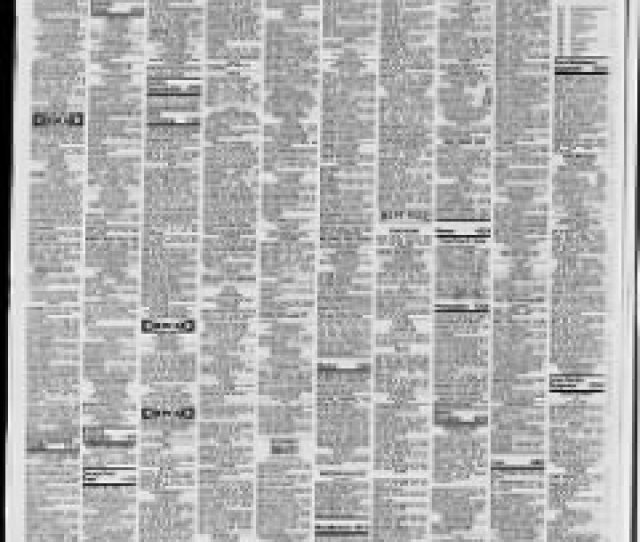 The Largest Online Newspaper Archive