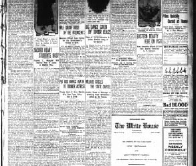 San Francisco Chronicle From San Francisco California On February 5 1911  C2 B