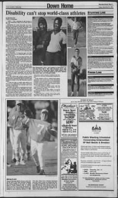 The Tampa Tribune From Tampa Florida On December 30 1994 9