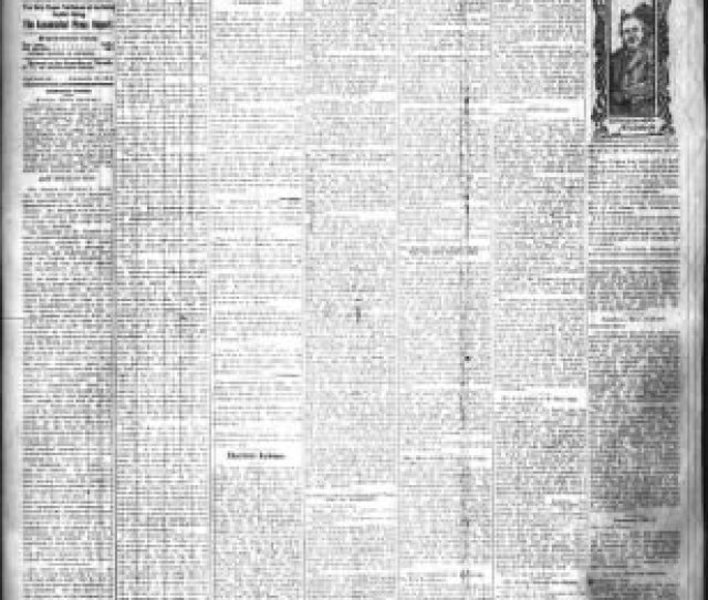 News And Observer From Raleigh North Carolina On November 10 1904  C2 B